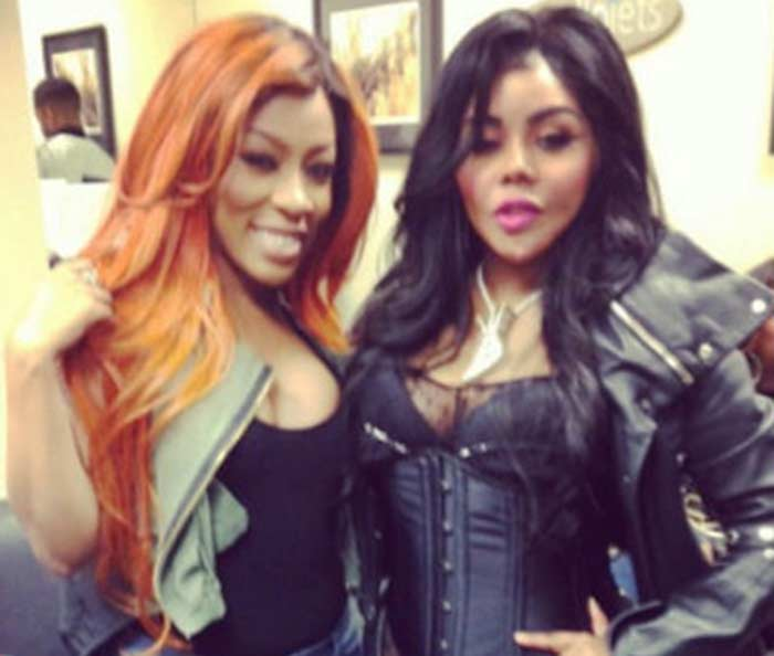 K. Michelle and Lil Kim Twitter beef