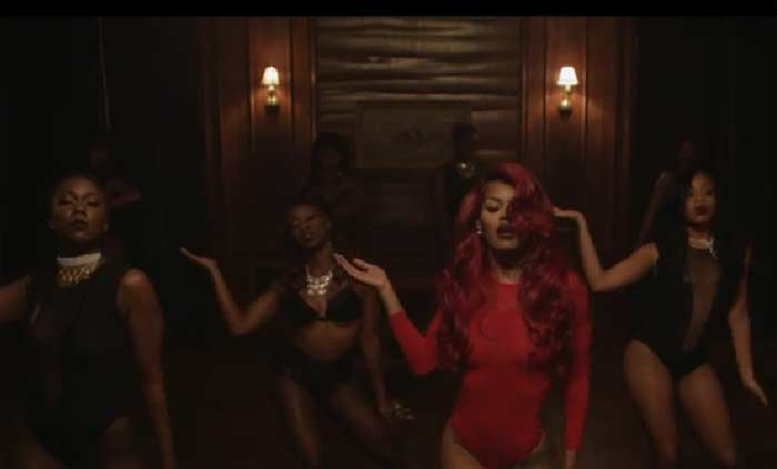 Teyana Taylor - Maybe music video ft Yo Gotti Pusha T