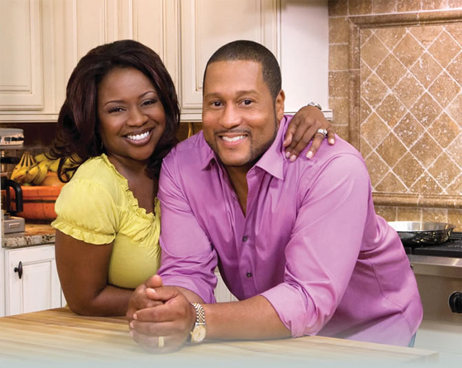 Pat and Gina Neely Down Home With The Neelys