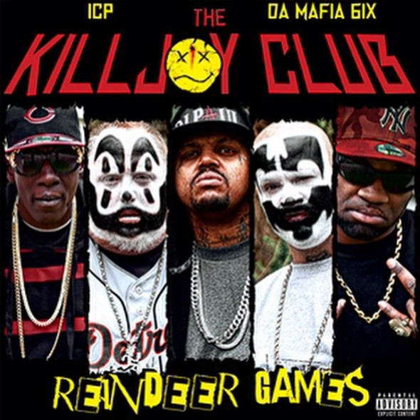The Killjoy Club - Reindeer Games