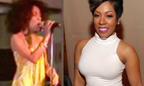 K Michelle before and after implants