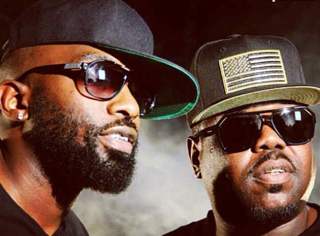 Memphis 8Ball, MJG rappers