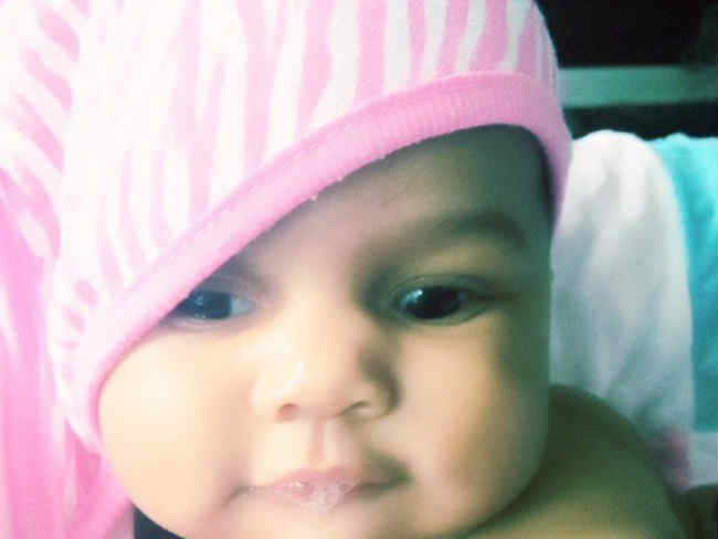 Royal Reign, Lil Kim baby daughter