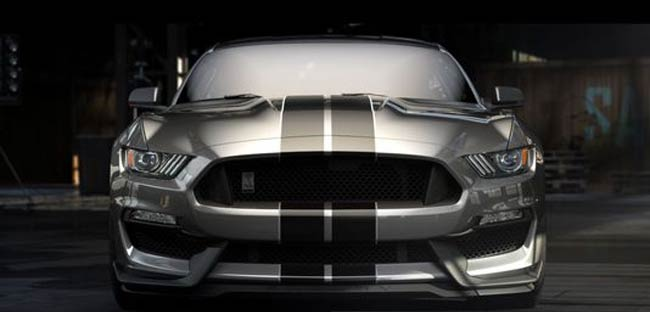 2016 Ford GT350 Shelby Mustang