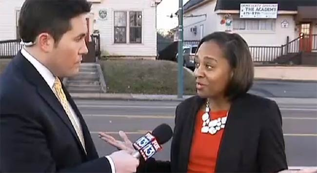 Memphis daycare director owns interview with Fox News reporter