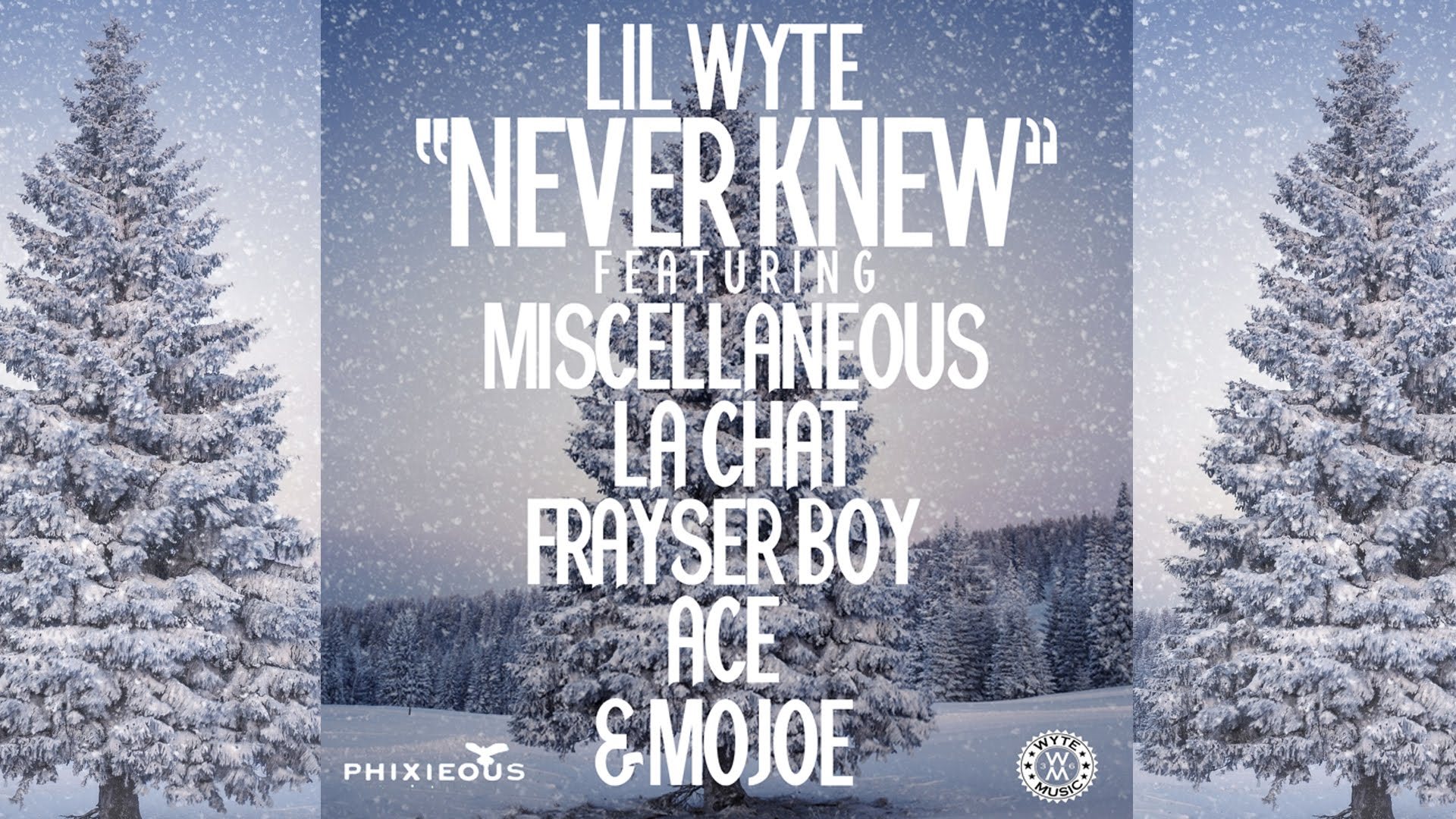 "Lil Wyte ft. Miscellaneous, La Chat, Frayser Boy, Ace, Mojoe – ""Never Knew"""
