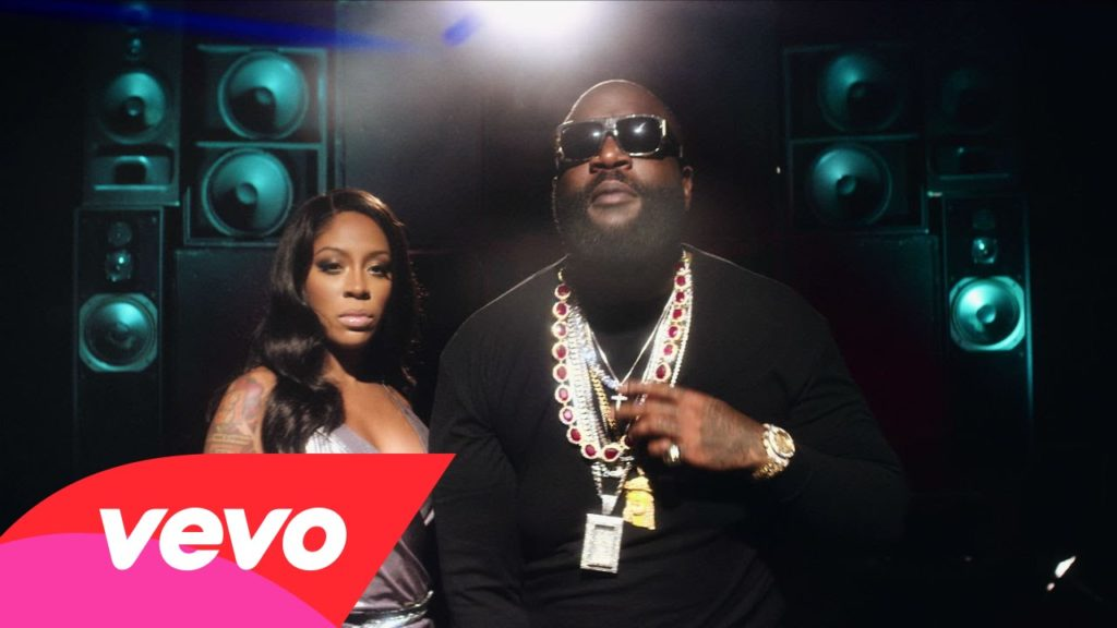 """Rick Ross ft. K. Michelle – """"If They Knew"""" (Music Video)"""