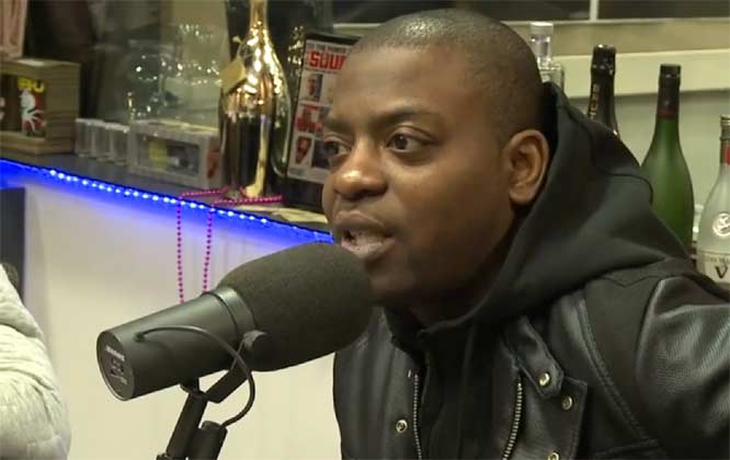 Uncle Murda talks K Michelle stinky rumor