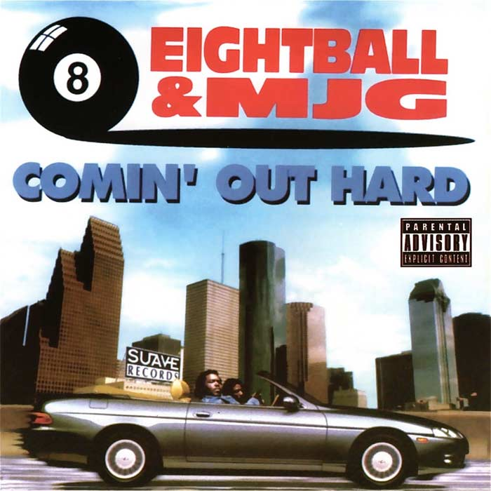 8Ball and MJG Comin Out Hard