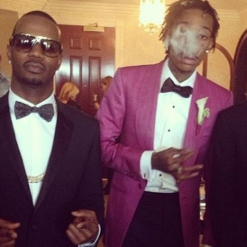 Juicy J ft Wiz Khalifa - For Everybody