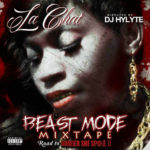 La Chat - Beast Mode Mixtape cover