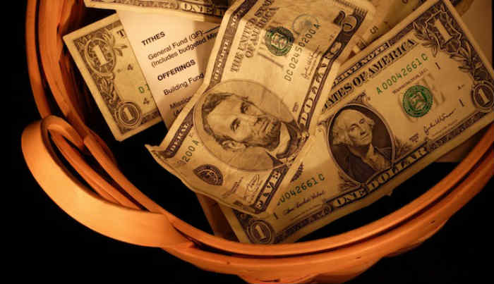 black church tithes and offerings