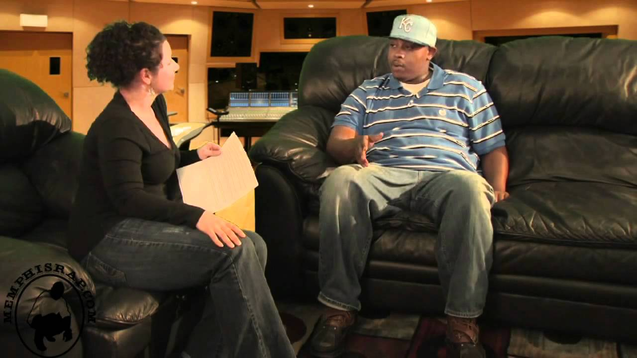 K97's Next Big Thing Producer 'JP On Tha Track' Interview with MemphisRap.com