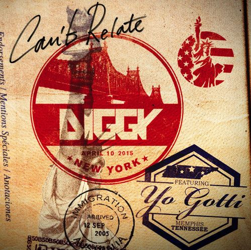 Diggy Simmons feat. Yo Gotti – Can't Relate