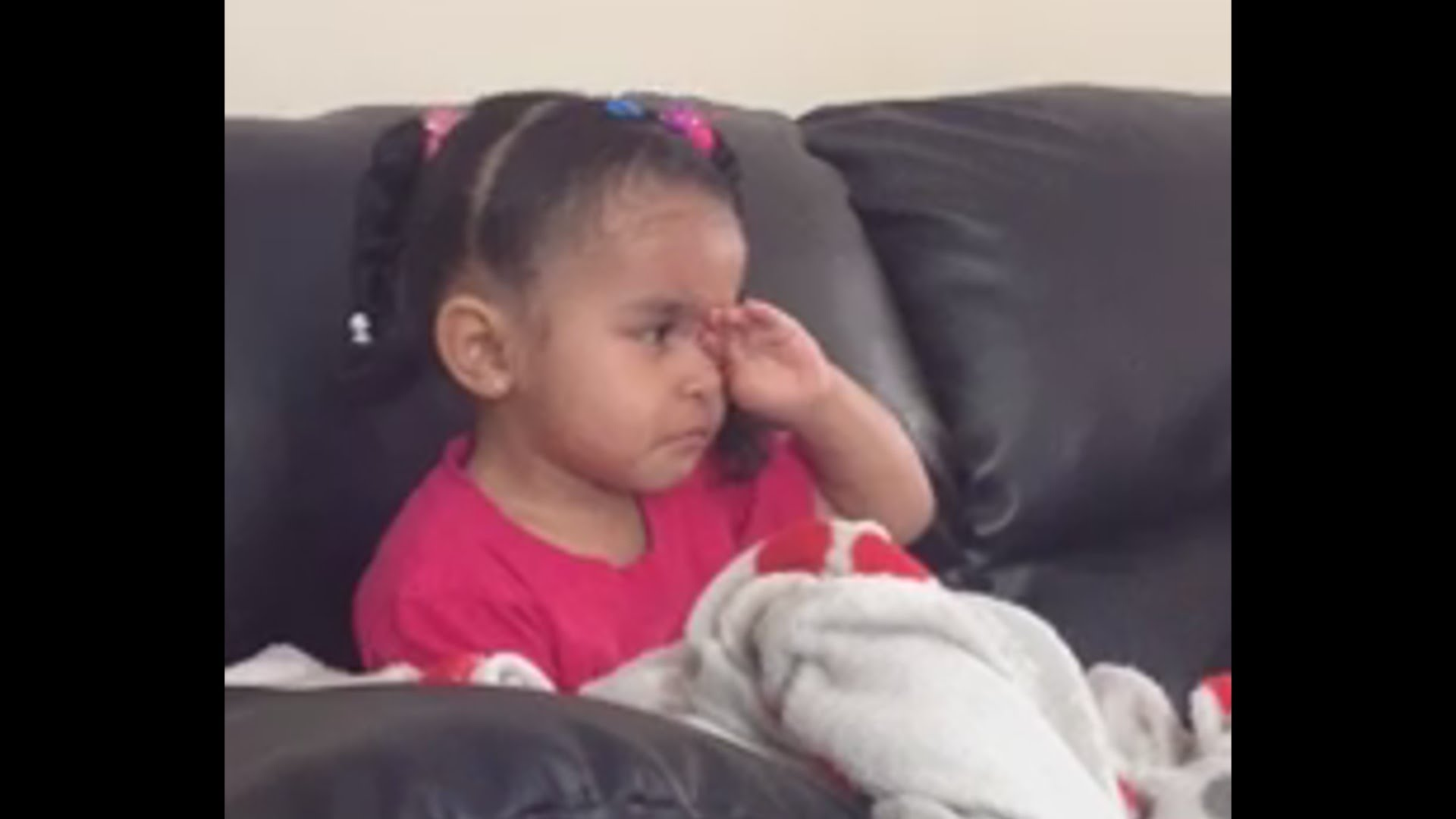 A Little Girl Gets Emotional During Lion King's Scene of Mufasa's Death