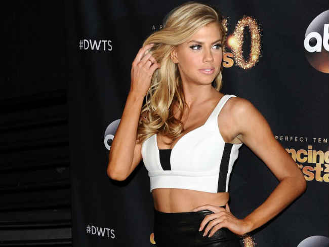 charlotte mckinney dancing with the stars