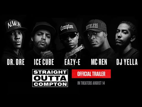 Straight Outta Compton Movie Trailer #2 (2015)