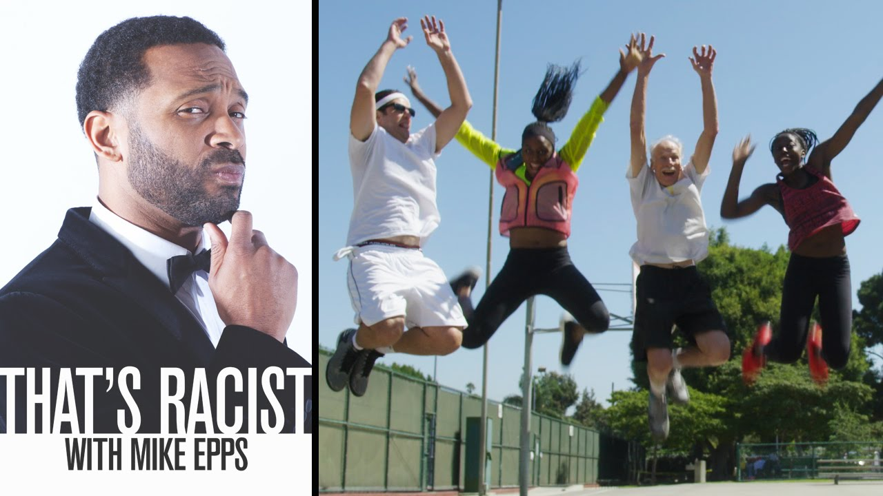 White Men Can't Jump | That's Racist with Mike Epps Episode 5