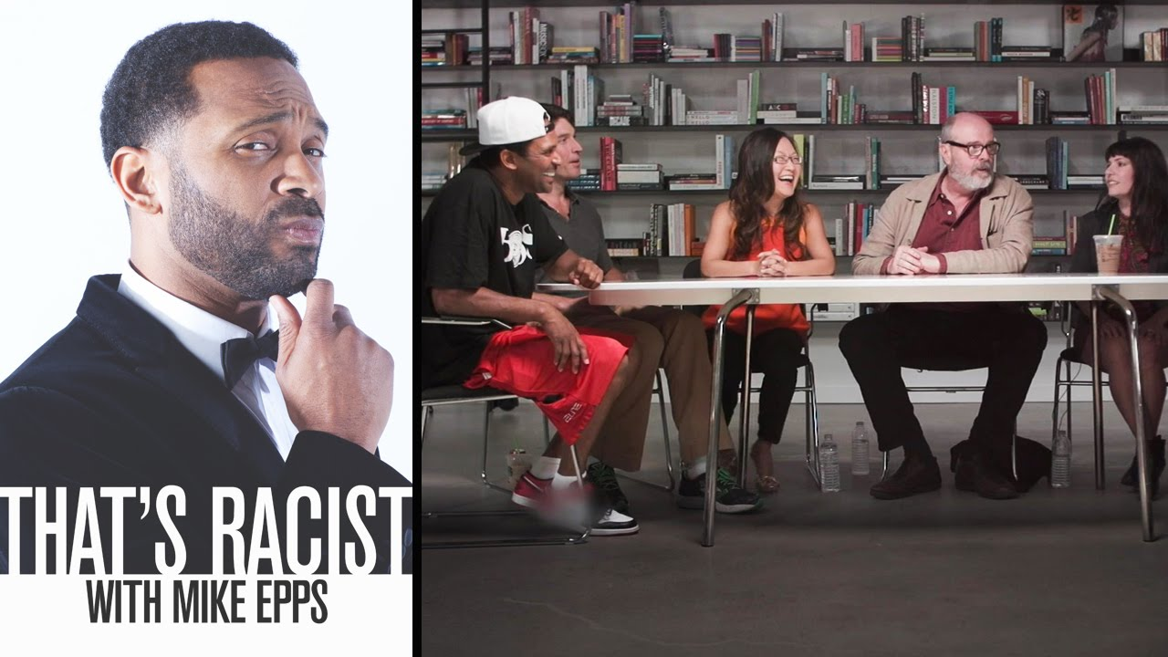 Why Do Racist Jokes Exist? | That's Racist with Mike Epps Episode 10