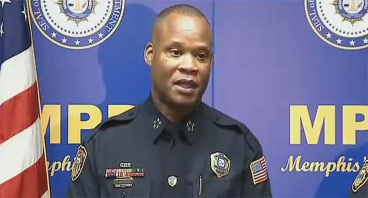 Memphis Police Director Toney Armstrong Refers To MPD As 'More Powerful Than Any Gang'