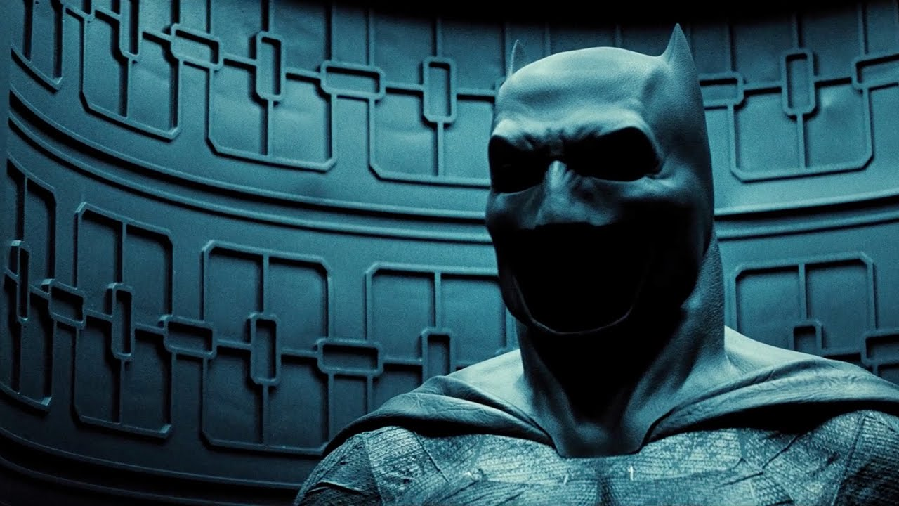 Watch Batman vs. Superman in New Movie Trailer for 'Dawn of Justice'