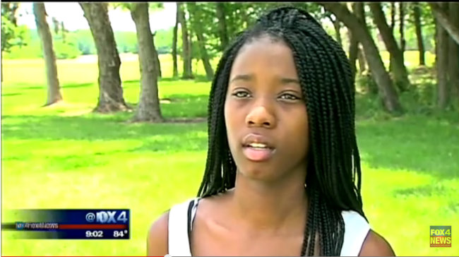 Teen Girl in McKinney Texas Pool Party Video Speaks Out