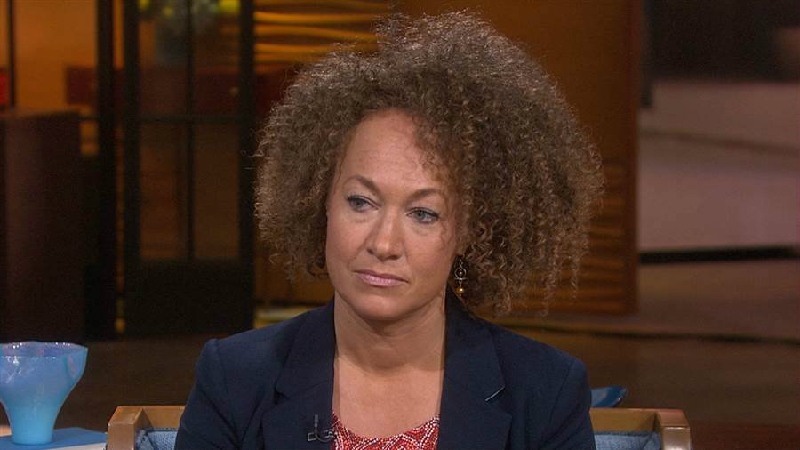 Rachel Dolezal TODAY Interview