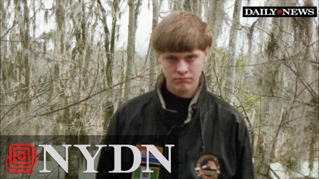 Charleston Church Shooting Suspect Dylann Roof Sat Thru Church Service & Bible Study, Then Shot 9 Dead in South Carolina