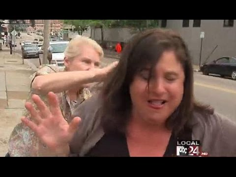 WATCH! Memphis TV reporter attacked during interview