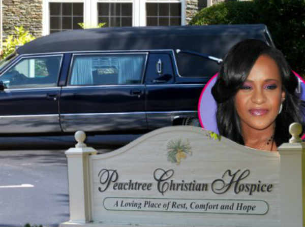 Bobbi Kristina Brown hospice care