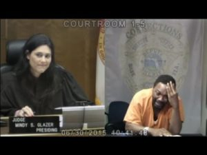 Man Breaks Down In Tears After Judge Recognizes They Played In Middle School Together