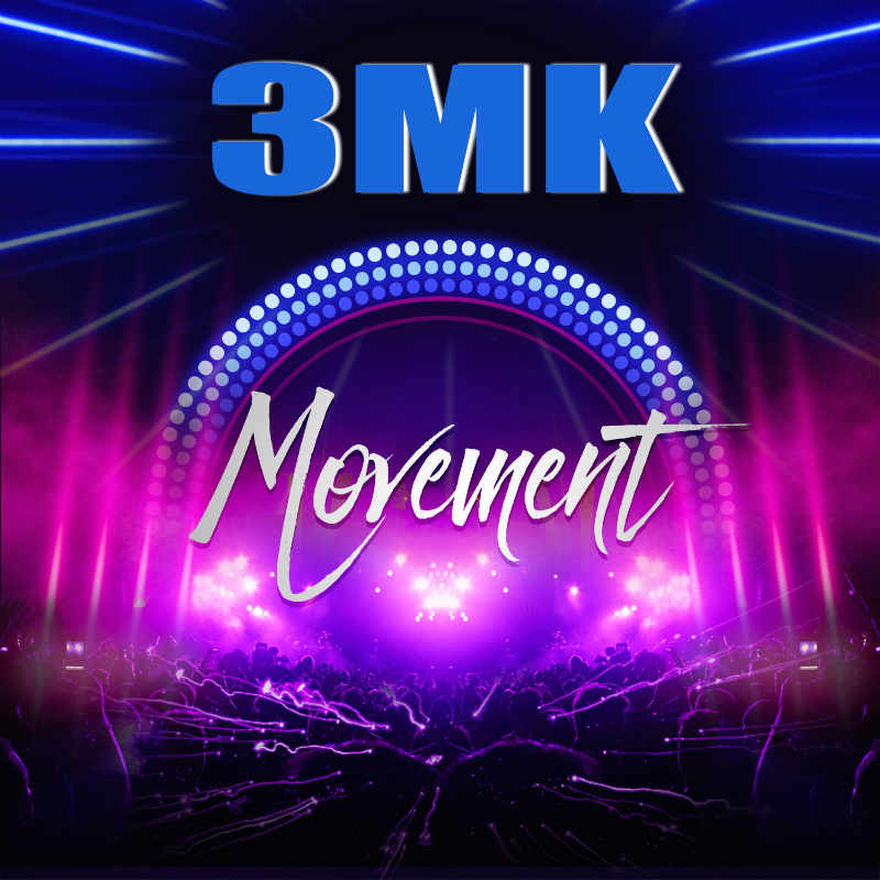 3MK Movement album cover