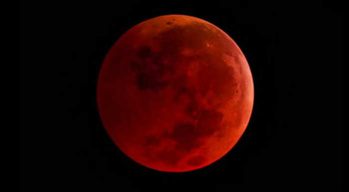 Red Blood Moon watch live