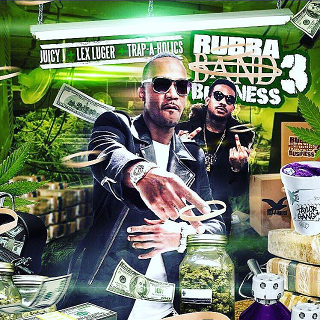 Rubba Band 3 cover