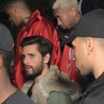 Tyga and Scott Disick at Ace of Diamonds