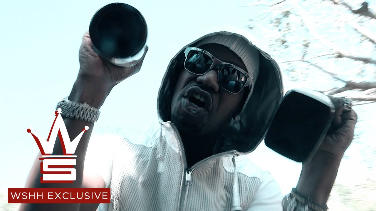 "Project Pat feat. Juicy J ""Pint Of Lean"" Video"