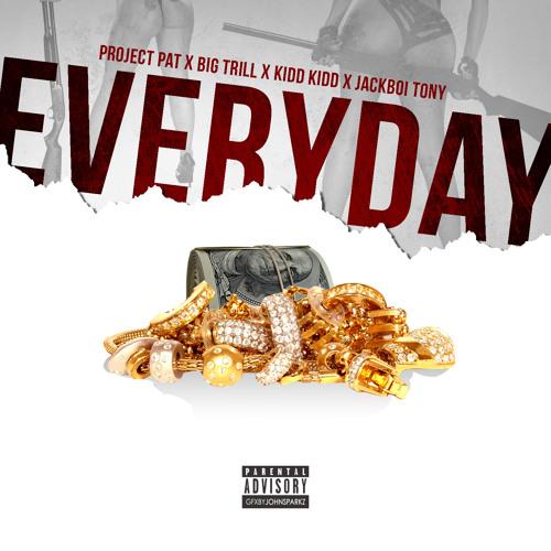 Project Pat Everyday