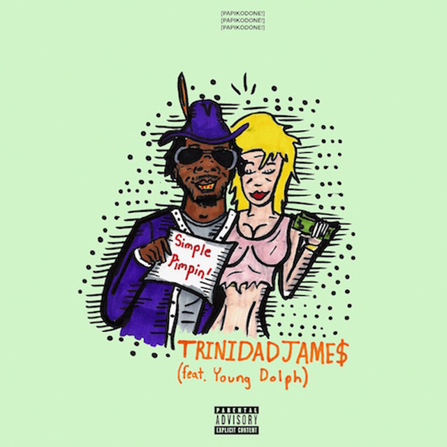 Trinidad James Simple Pimpin feat Young Dolph