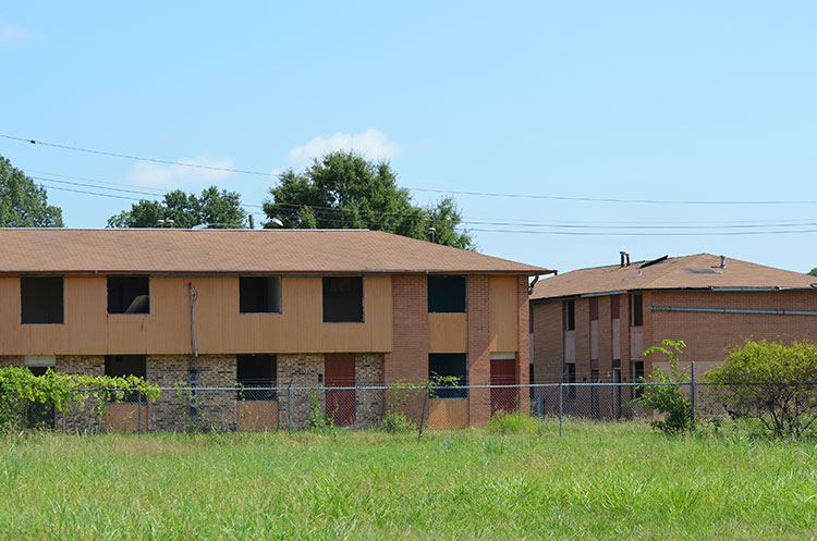 Walter J Simmons Projects - Apartments Memphis