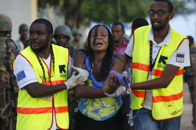 Garissa University Massive Killing
