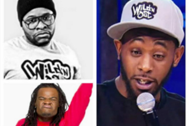 Dem Wild'N Out Boys Chico Beans, Emmanuel and Karlous Miller