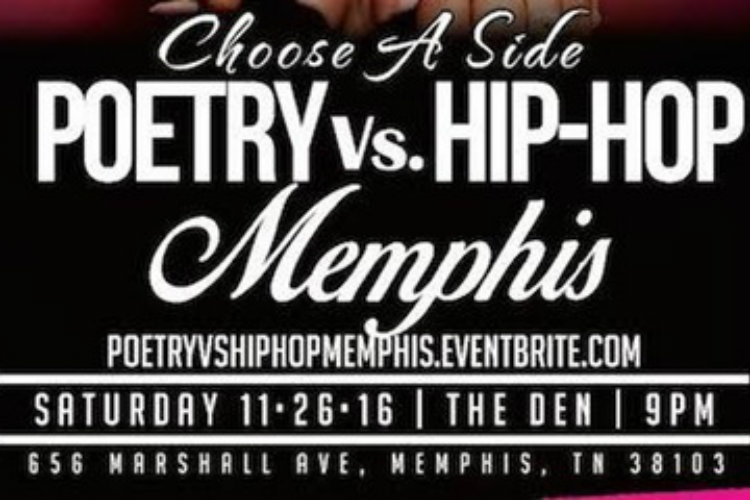 Poetry vs. Hip-Hop Memphis!