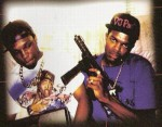 Lord Infamous and DJ Paul