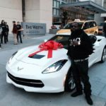 Yo Gotti gives CMG CEO Grip a Corvette