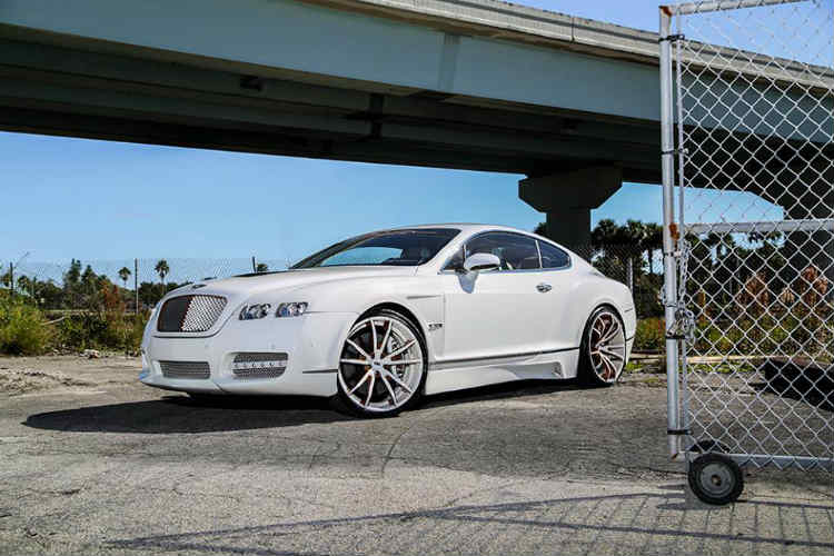 Check out Yo Gotti's Custom Bentley Continental GT (PHOTOS)