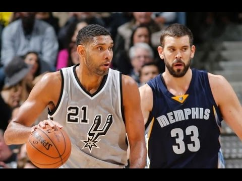 Memphis Grizzlies vs San Antonio Spurs 2016 NBA playoffs