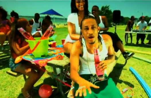 PHOTO: Trai D - Summertime MUSIC VIDEO