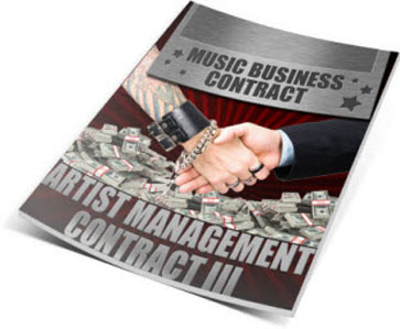 ARTIST MANAGEMENT CONTRACT