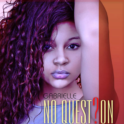 PHOTO: Gabrielle Green - No Question promotional cover
