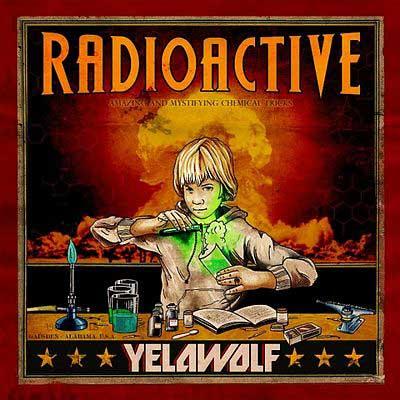 PHOTO: Yelawolf Radioactive ALBUM COVER